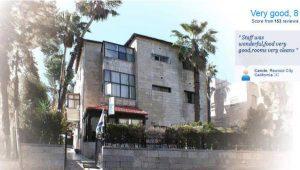 a little house in rechavia Jerusalem