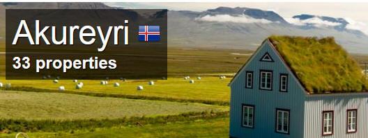 akureyr Iceland