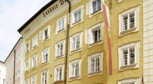 Altstadt hotel Saltzburg