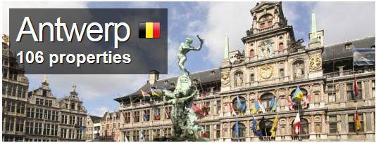antwerp Belgium Vacations