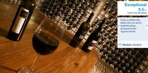 argyriou wine tasting Adventure Activity