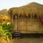 Bamboo Yoga Back Packing Goa