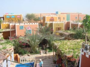 Bedouin Garden Adventure Activity
