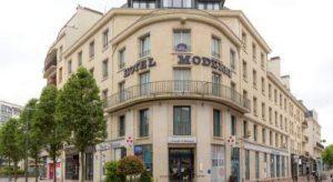 Best Western Hotel Moderne Caen Normandy