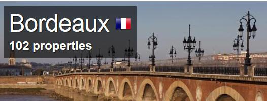 Bordeaux holiday destination France