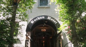 buchan hotel Vancouver