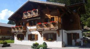 Chalet Manava French Alps