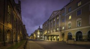 Crowne Plaza Cambridge Cambridgeshire