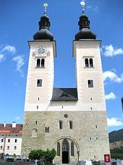 gurk cathedral Cartinthia
