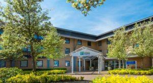 Holiday Inn Express Milton Keynes Buckinghamshire