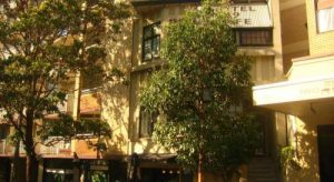 Hotel 59 and Cafe Sydney Bed Breakfast