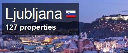 hotels in ljubljana Slovenia