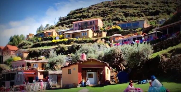 houses south America