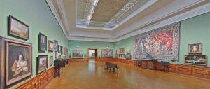 inside museum Oslo
