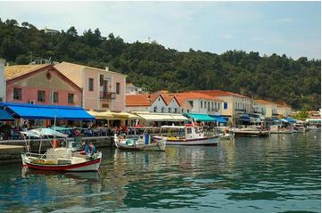 katakolon harbour
