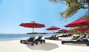 Philippines nusa dua beach