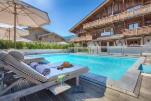 Park & Suites Prestige French Alps