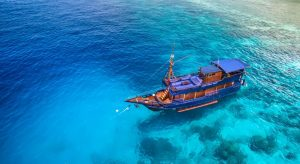 perjuangan boat Adventure Activity
