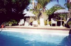 Perth area of australia bed and breakfast