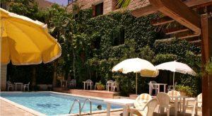 Petra Palace hotel Jordan