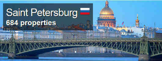 saint petersburg destinations Russia