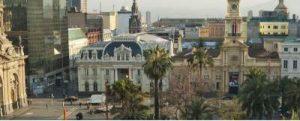 Santiago Chile Plaza