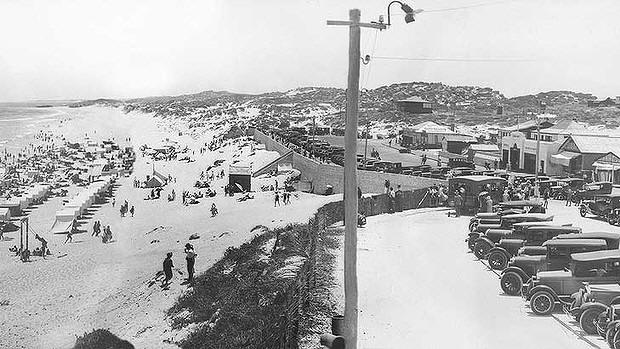 Scarborough beach 1920 Perth Bed Breakfast