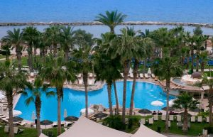 St. George Hotel Spa Golf Beach Resort Paphos Cyprus