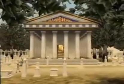 temple of Zeus Katakolon