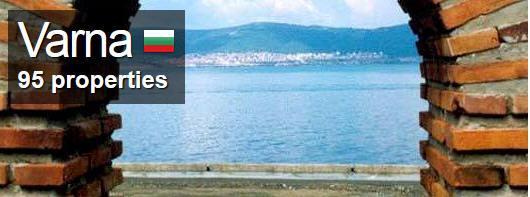 Varna town Bulgaria