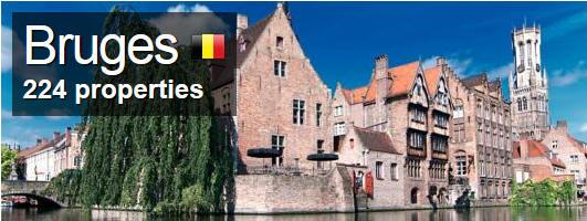 bruges Belgium Vacations