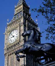 England London big ben Bed Breakfast index