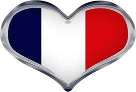 french heart flag Group Parties Accommodation