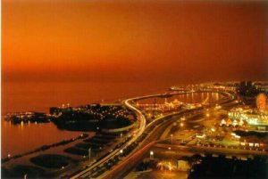 Jeddah beach Saudi Arabia