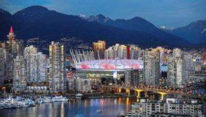 Vancouver North America