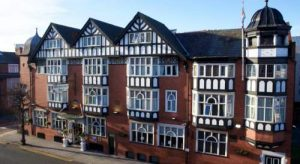 BW Hallmark Hotel Chester Westminster English Index