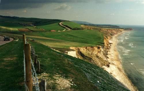 Compton Chine Isle of Wight Isle Wight