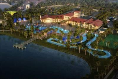 Large Disney Villa