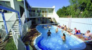 Hay Street Traveller's Inn Perth Youth Hostels