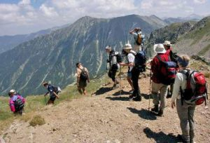hiking bulgaia Activities