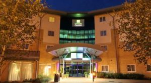 Holiday Inn Express Southampton Hampshire