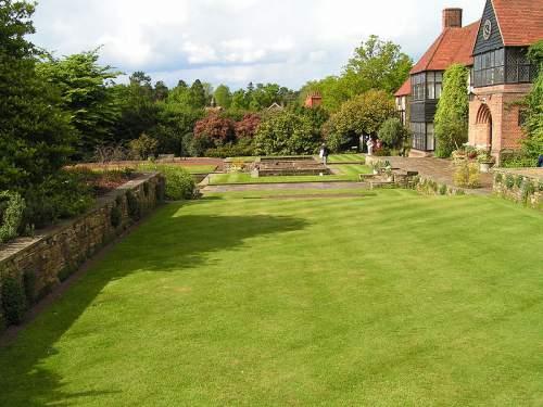 Lawns at Wisley Surrey