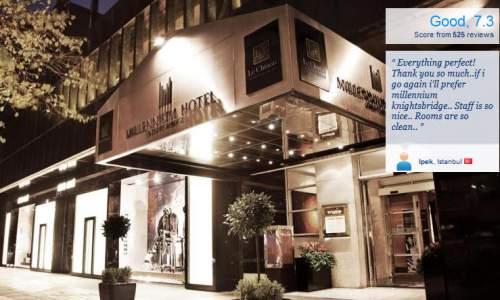 millennium hotel London Local Hotels
