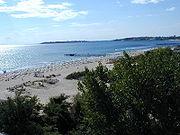 sunny beach Activities