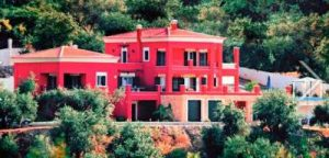 villa rosa Corfu Larger Group Accommodation