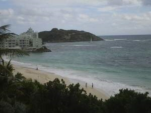 Point St Martin Island