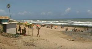 Porto do Sauipe beach Brazil