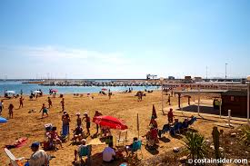 PLAYA DEL ACEQUION BEACH Torrevieja Town Centre