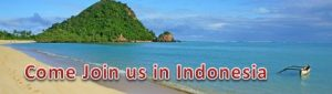 Come join us in Indonesia Indonesian local dishes