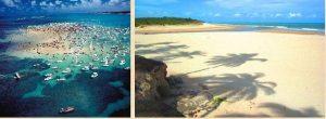 Joao Pessoa Beach Brazil